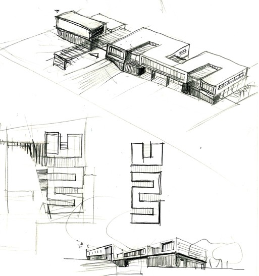 projet COLLEGE LOUIS MARIN, 36